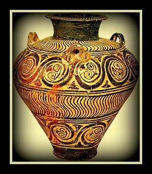 Mycenaean Vase