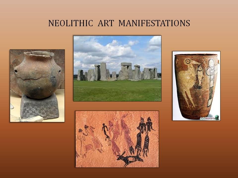 neolithic era art