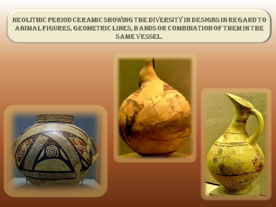 Neolithic ceramic