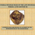 Mycenaean Mask