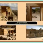 Palace of Knossos. Creta