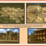 Imagen reconstruction of Knossos Palace. Minoan Culture