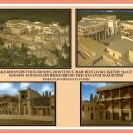 Imagen reconstruction of Knossos Palace. Minoan Culture