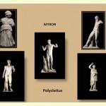 Myron and Policleitus