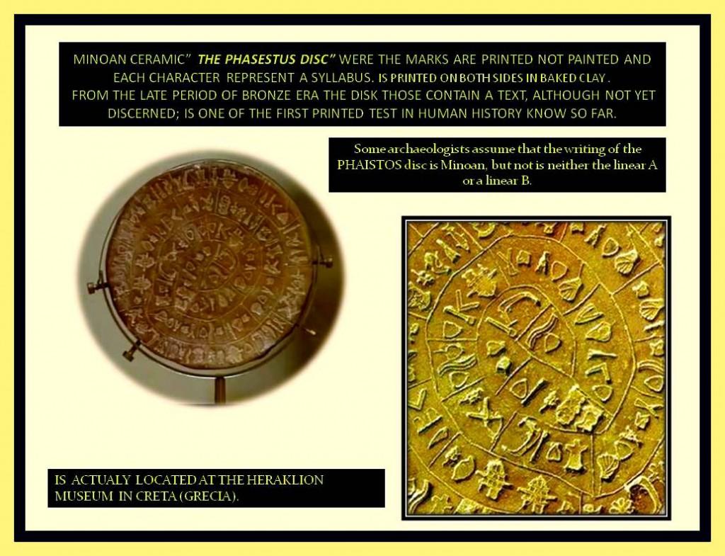 minoan contributions