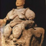 Venus from Catal. Neolithic.