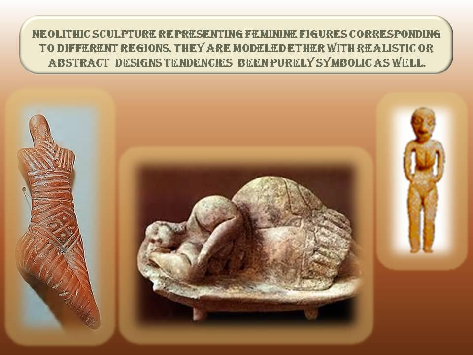 neolitic figures