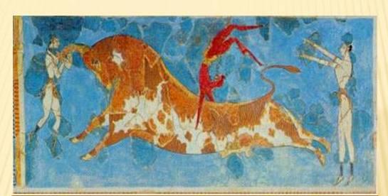 Minoan Art in the Minoan Art