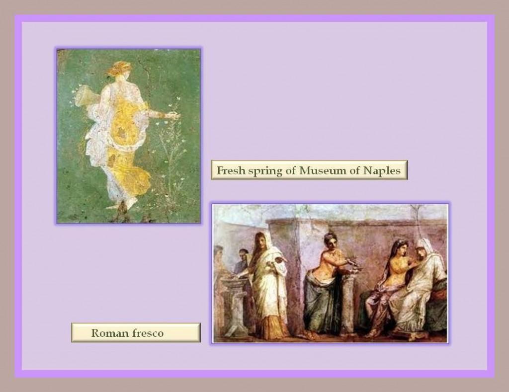 Roman painting