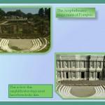 The amphiteater of Pompeii