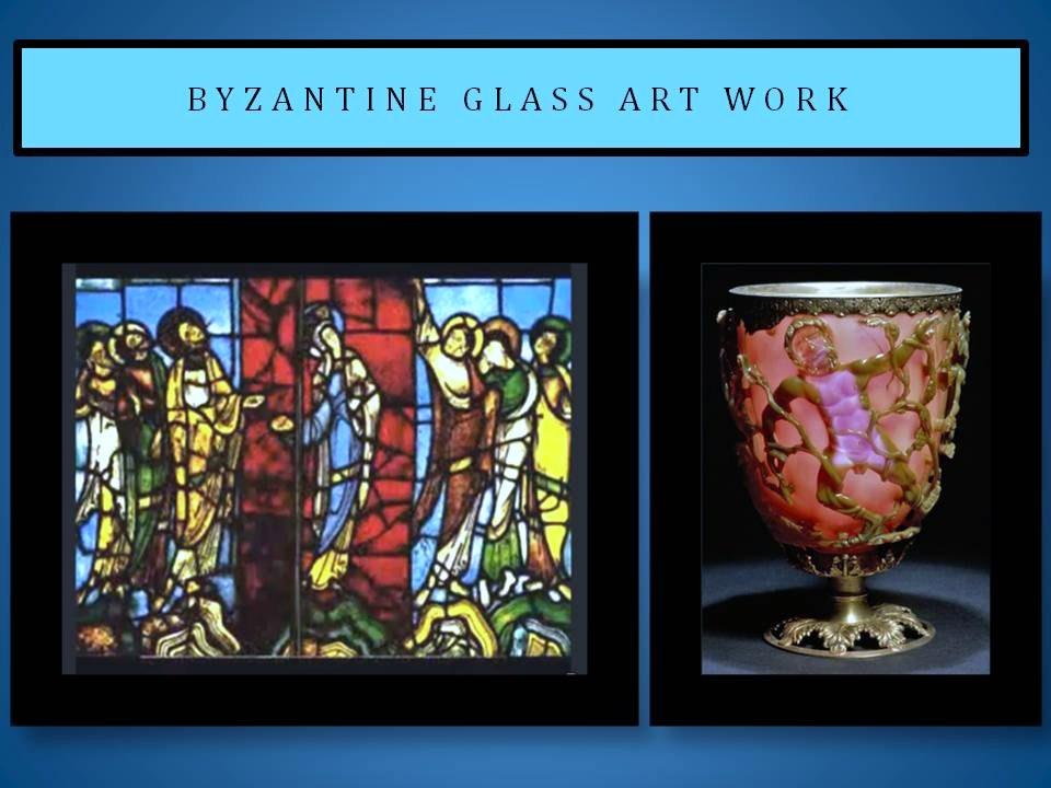 Byzantine Art Work