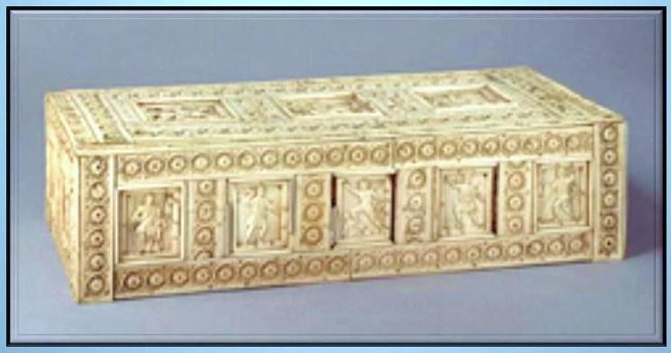 Byzantine sarcophages