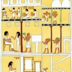 Domestic construction for poor class in Egypt