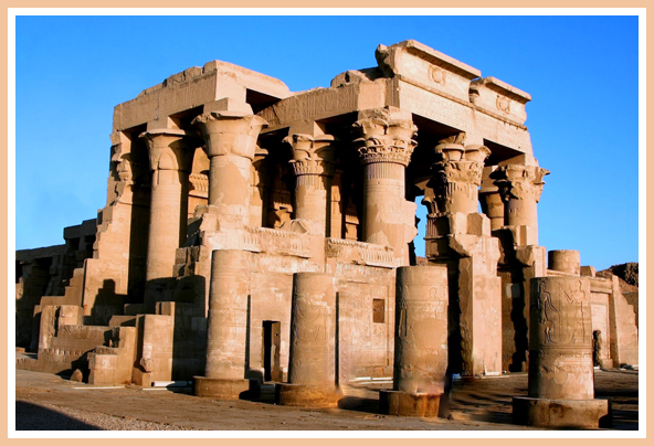 Architecture of the Ancient Egypt