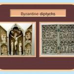 Byzantines diptychs