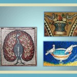 <wbr>Byzantine <wbr>Mosaic with animals themes