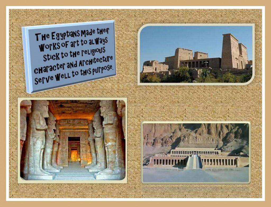Egyptian religious architecture