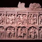The junius Bassus Sarcophagus.