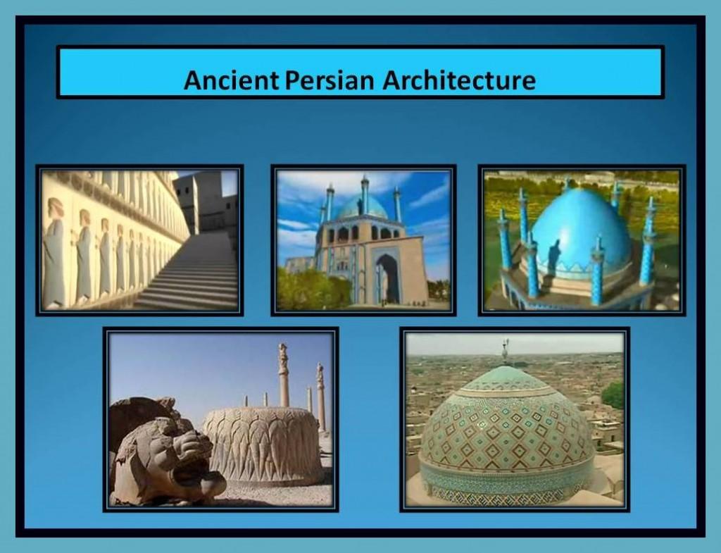 Persepolis Palace, Duomo, Cupulas