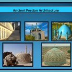Ancient Persian Architecture. Persepolis Palace, Duomo, Cupulas.
