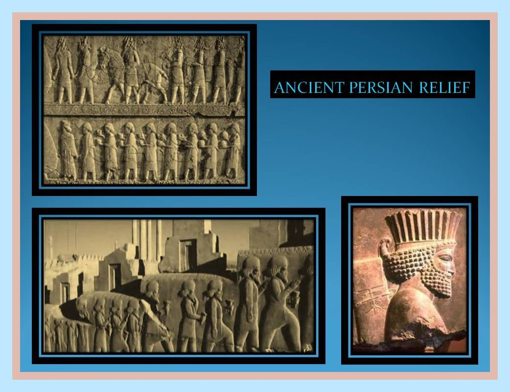 Elements In The Persian History That Influence They Art