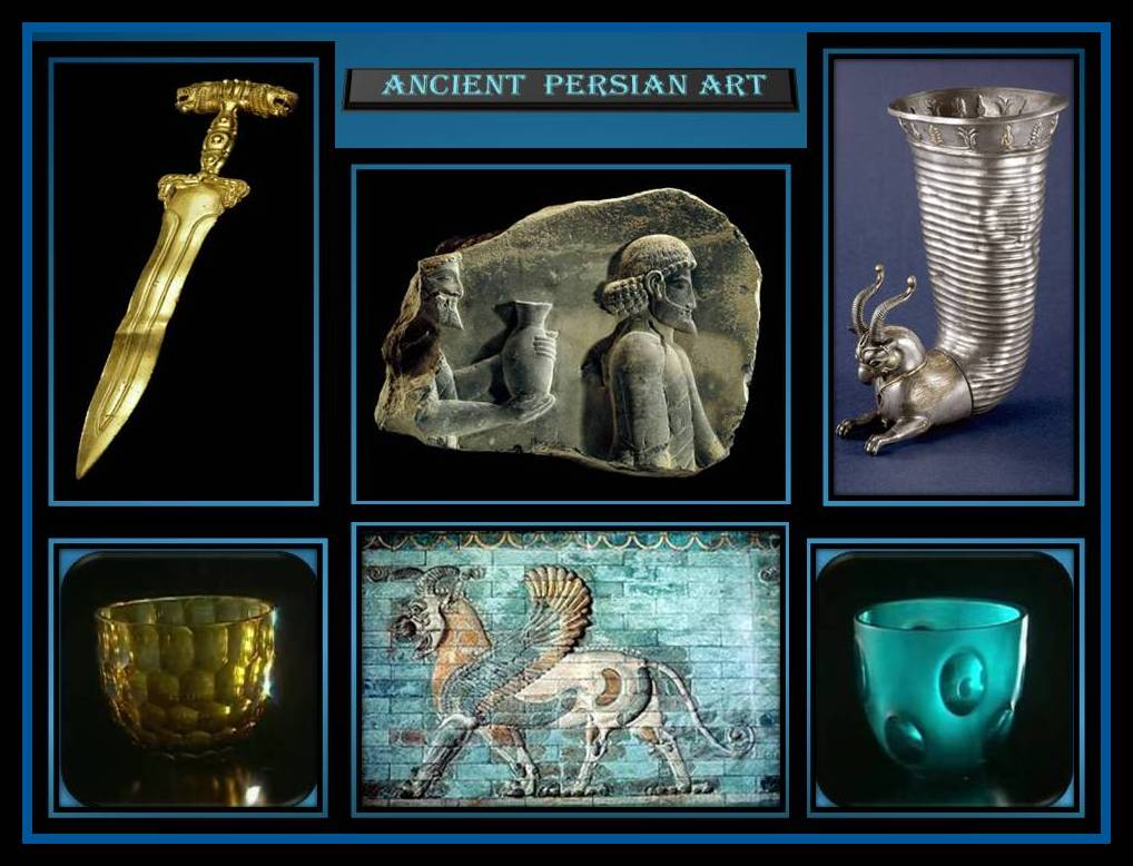 PERSIA ANCIENT ART