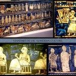 Standart of UR.Sumerian Culture