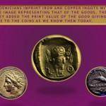 Phoenician metal coins