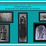 Hammurabi Babilonian ruler 1792-1750