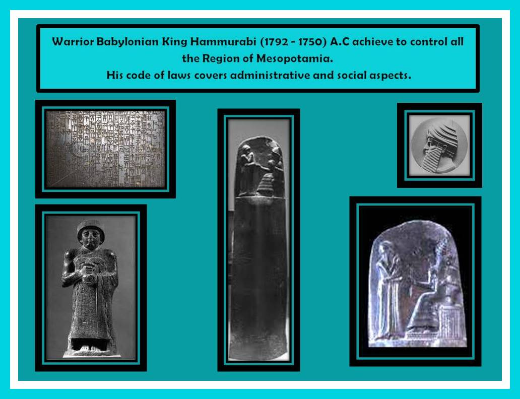 an overview of the code of hammurabi in the babylonian history (he retained the original number for each law, however) for the complete list of  282 laws in the original order, see l       w king's translation line introduction.