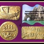 Phoenician were skillers navigators