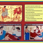 Pictorial manifestations in the 4 th century in Etruscan painting