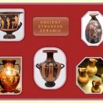 Etruscan ceramic