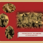 Fronton of Talamone. Etruscan  Art and Culture