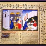 Womans working in manuscripts 2