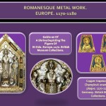 romanesque Metal work Craftmanship