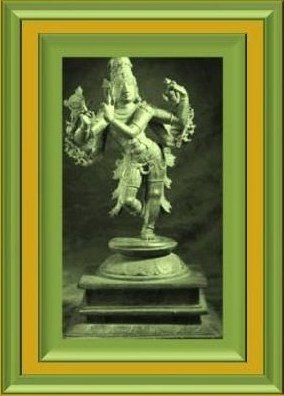 Tamil-Nadu-Cosmic-form-of-Krishna-15-th-century.-India.-Bronze.
