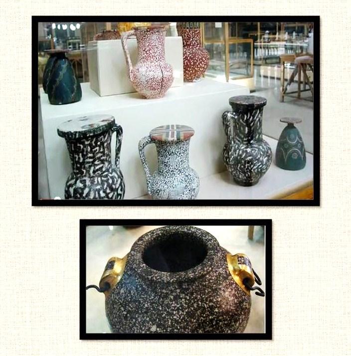 Egytptian ceramic
