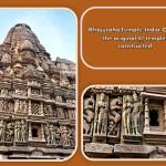 Kahuraho temple.India