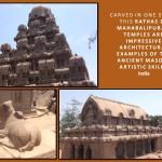 Mahalabipuram temples.India