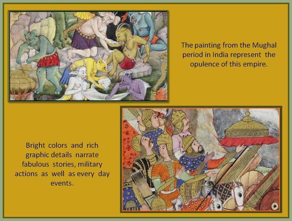 Painting of ancient India