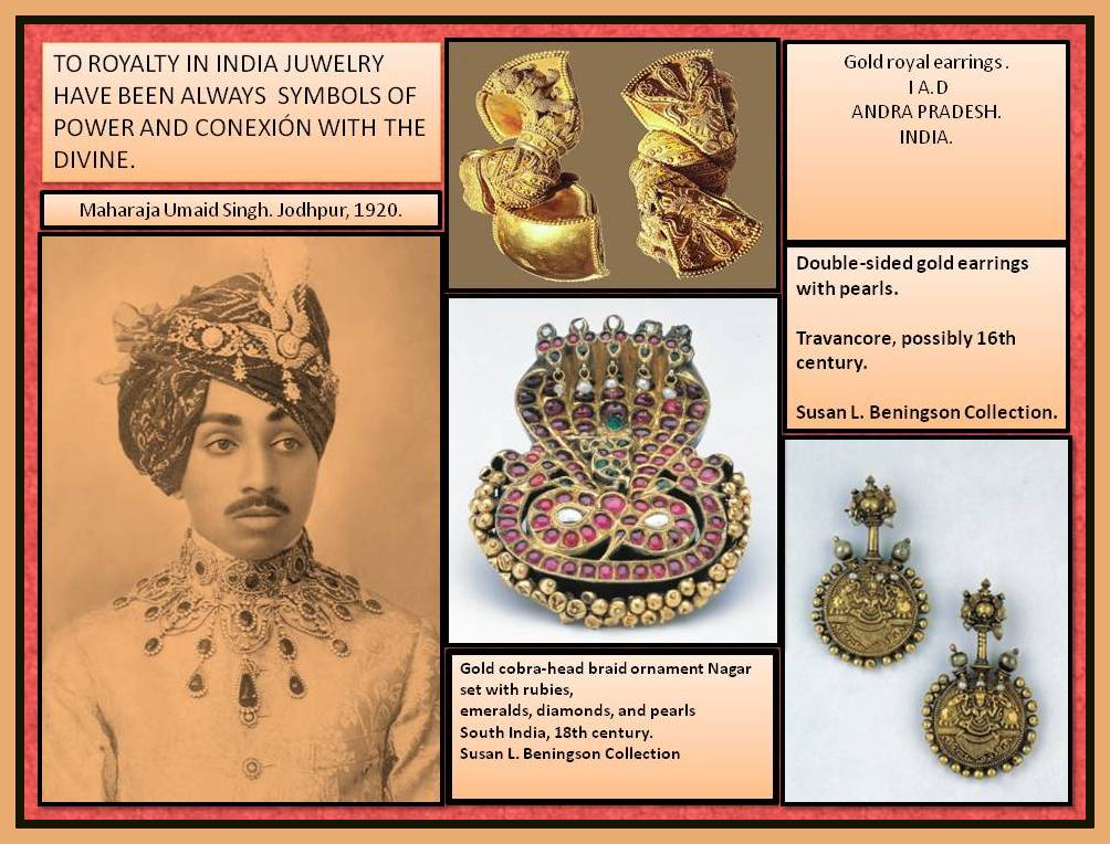 Royal juwelry importance in India