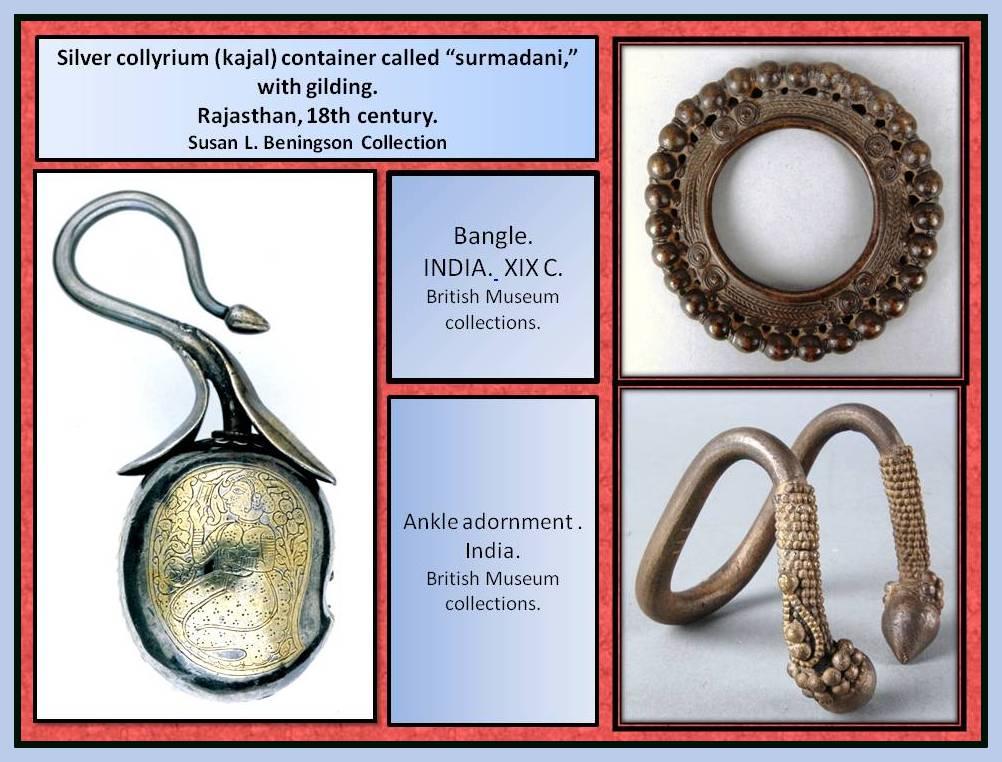 India metal adornement