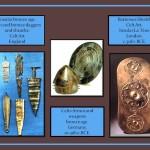 Ancient Celts weapons