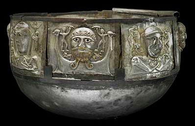 The Gundestrup Cauldron at the National Museum of Denmark