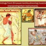 ETRUSCAN musicians