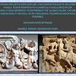 Sarcophagus scenes