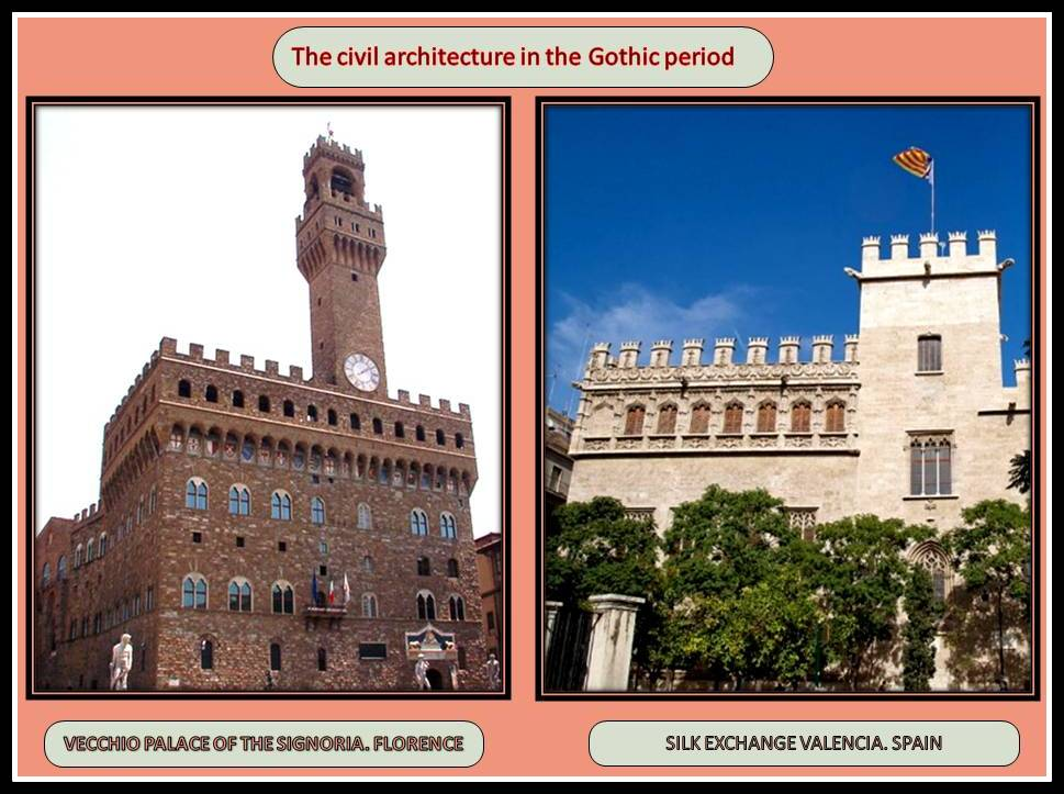 Gothic civil architecture