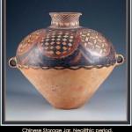 Chinese neolitic ceramic from Basham phase.