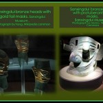 Sanxingdui sculptures